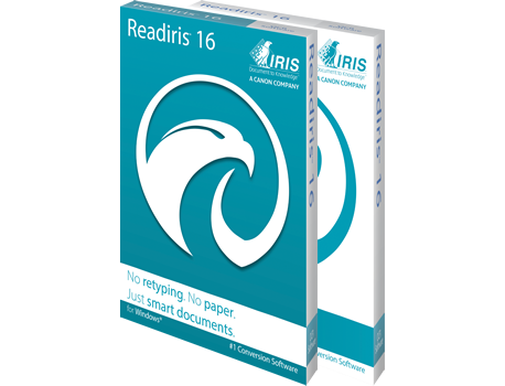 Readiris 16 for Windows